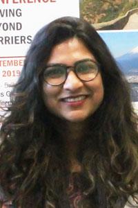 Sarah Eleazar Sadiq