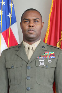 Captain Anthony Gantt