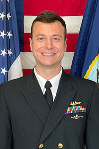 Lieutenant Matthew Ziesmer