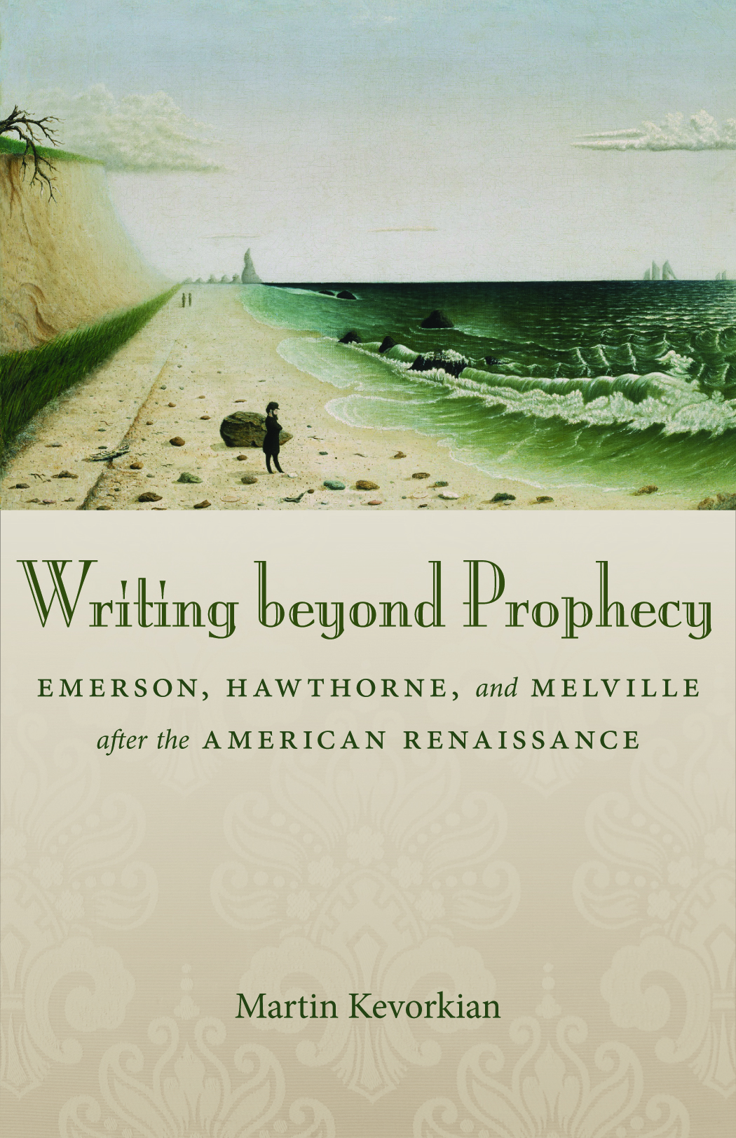 Writing Beyond Prophecy cover image