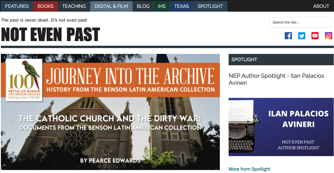 NEP Homepage