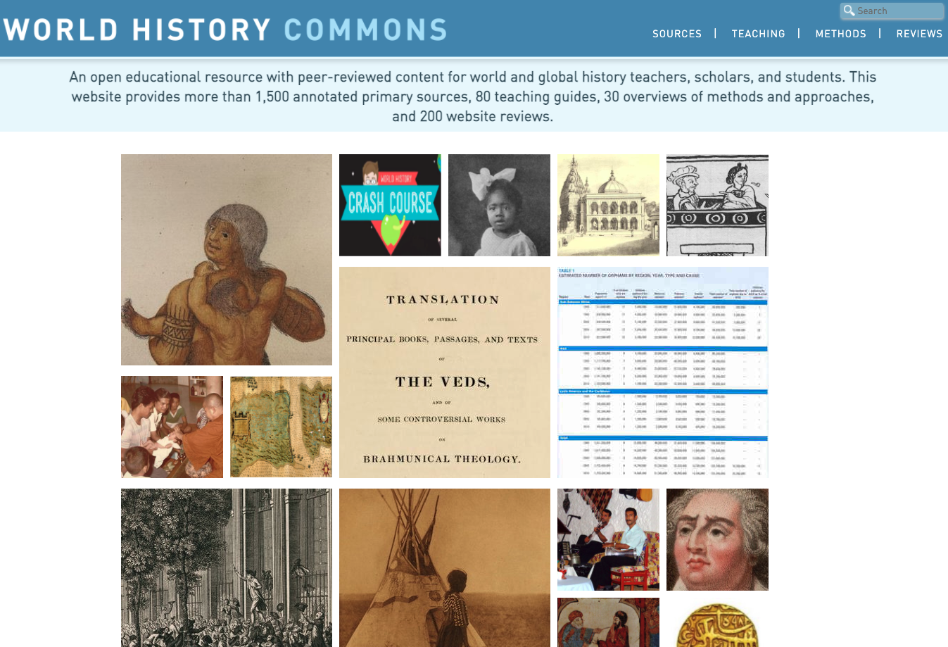 World History Commons