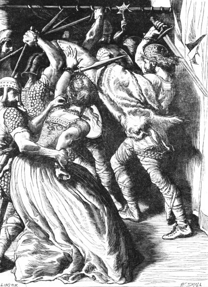 The murder of Cynewulf