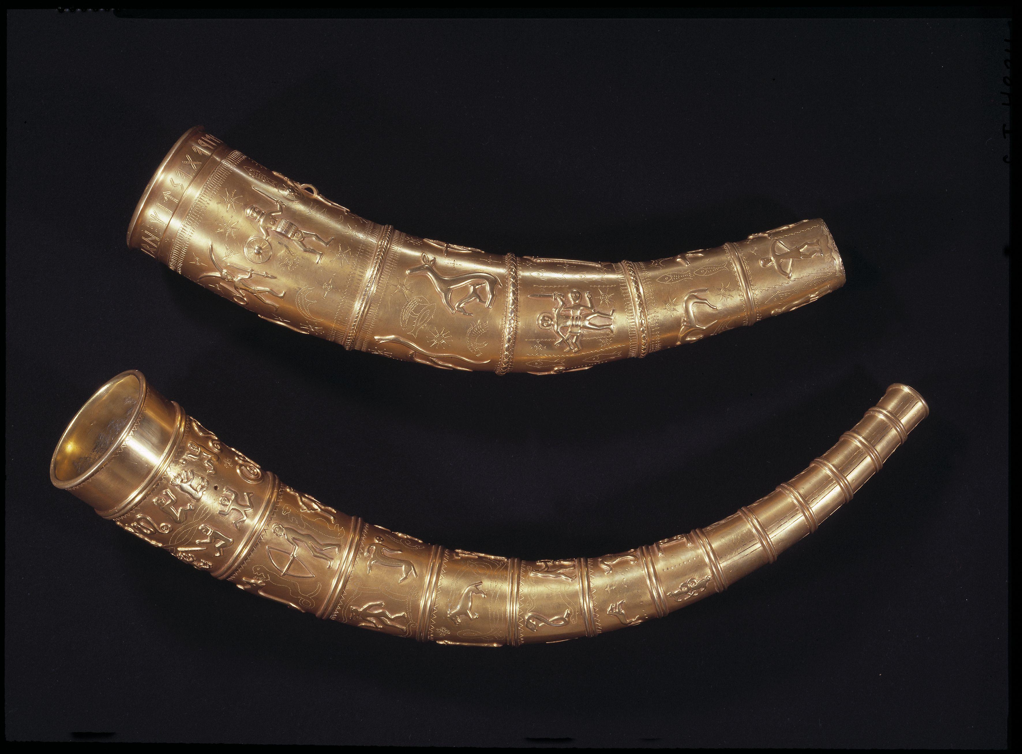 Gallehus horns
